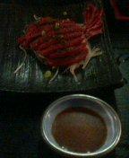 横浜・日吉「虎さん」居酒屋(2月14日)